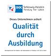 Qualitaet durch Ausbildung