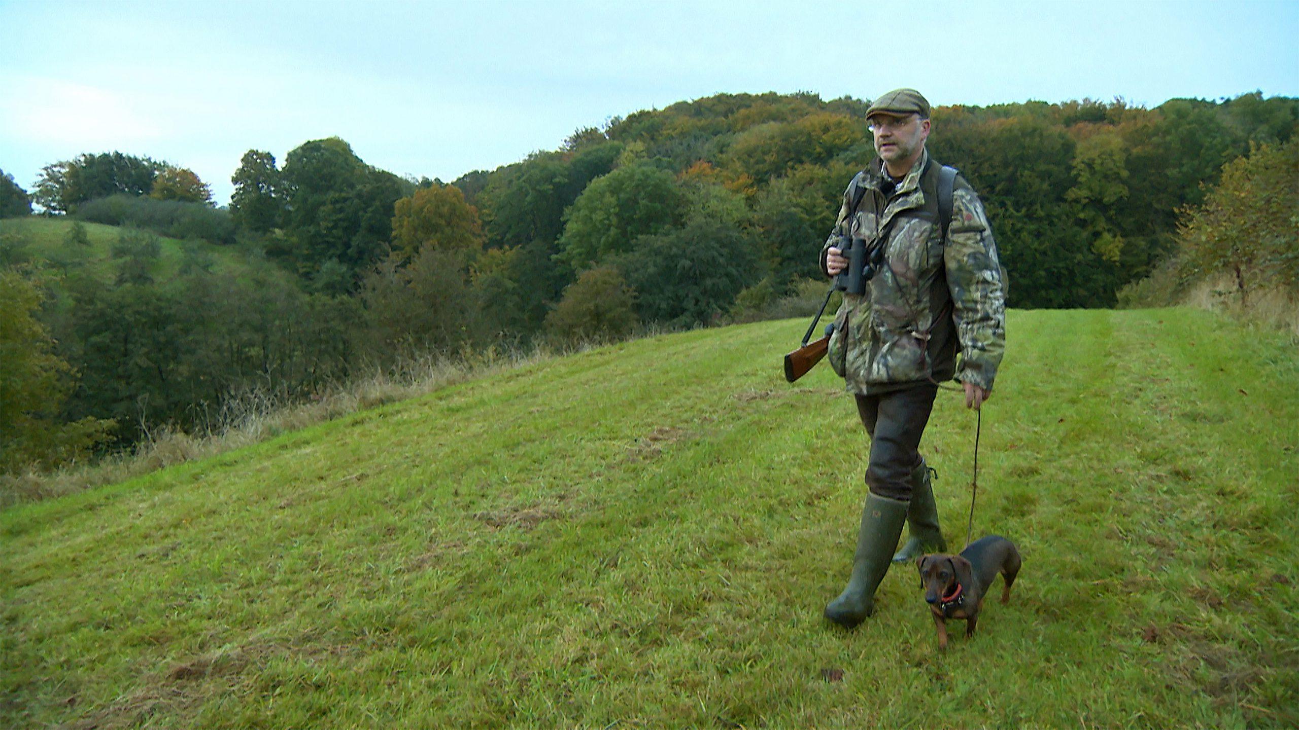 NDR – <br>Die Nordreportage<br>Sehnsucht Wildnis – Ausbildung zur Jagd
