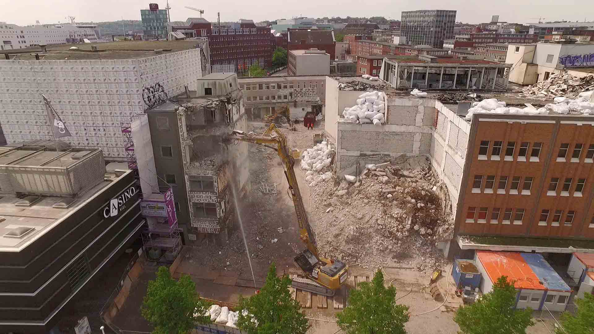 NDR – Wie geht das?<br/>Abriss in der City