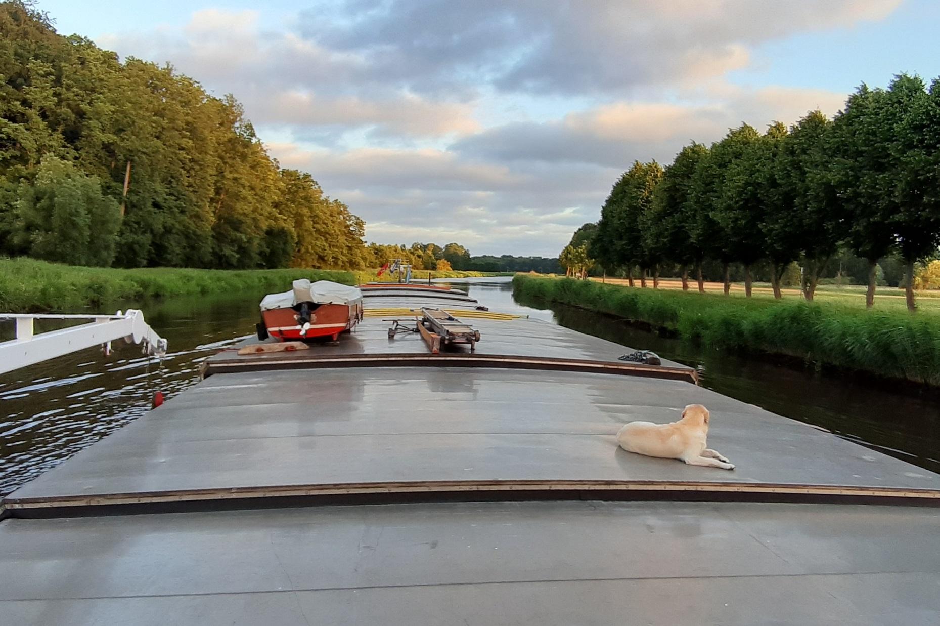 NDR – Wie geht das?<br>Binnenschifffahrt auf dem Elbe-Lübeck-Kanal