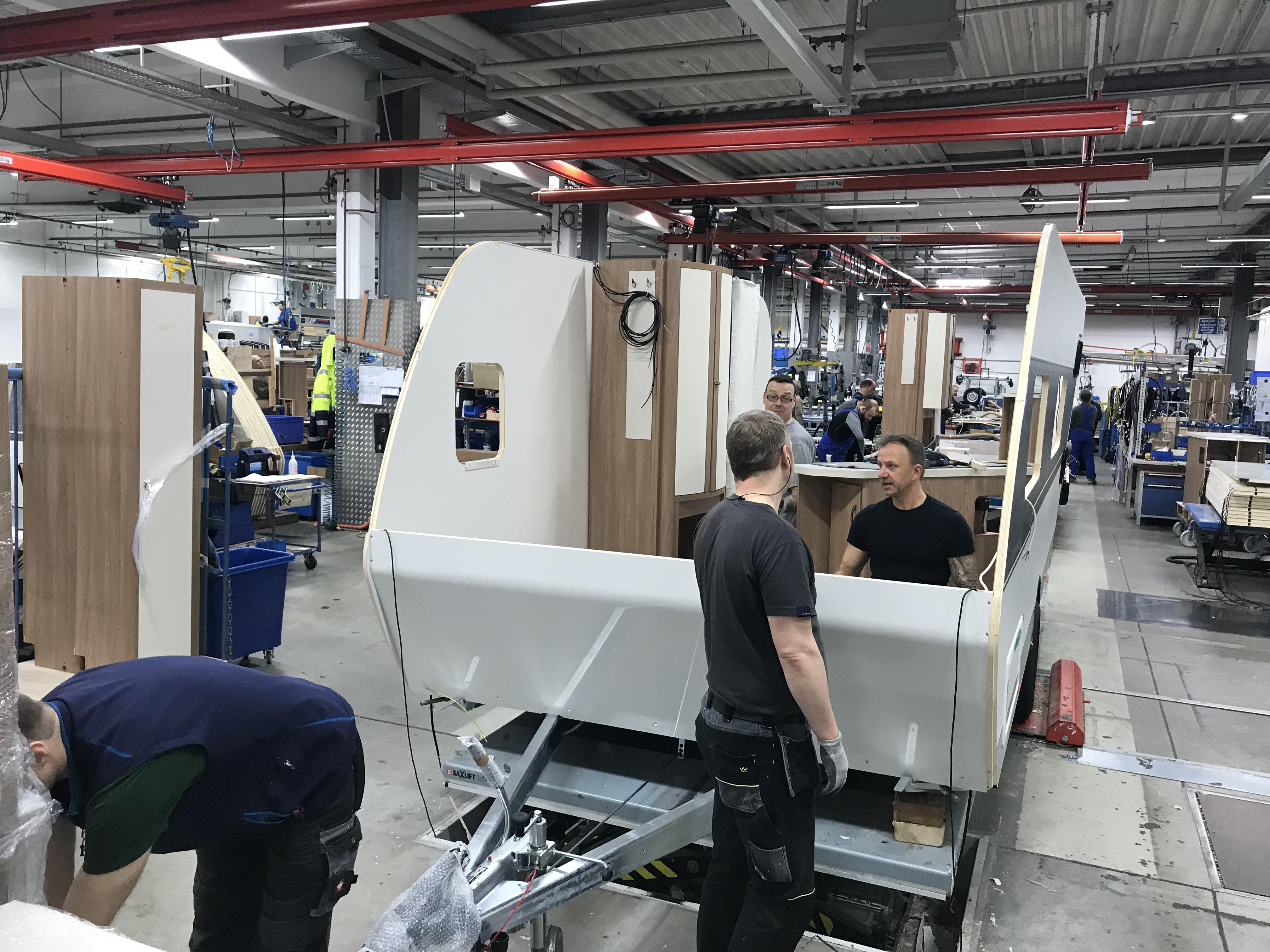 NDR – Wie geht das?<br>Europas Marktführer für Wohnwagen