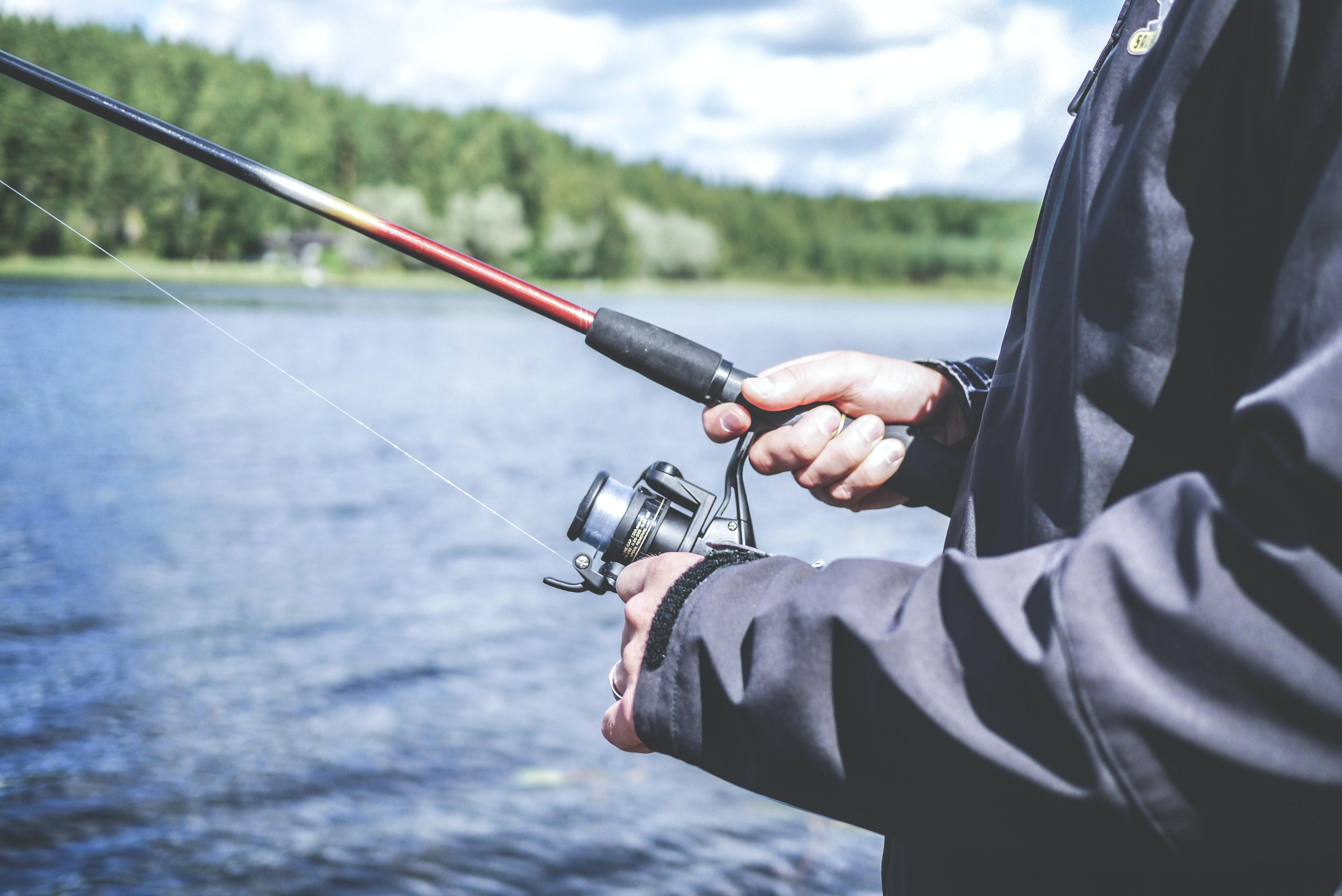 NDR – <br>Die Nordreportage<br>Unterwegs mit dem Profi-Angler