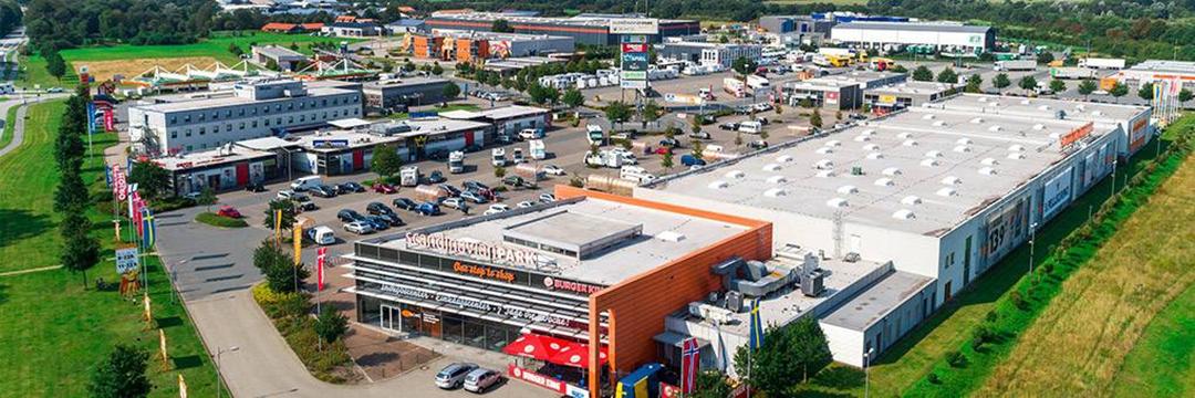 NDR – <br>Die Nordreportage<br>Der Autohof in Handewitt